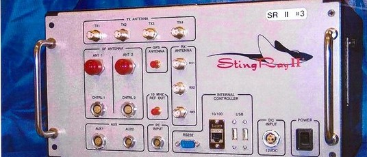Stingray Cell Phone Interception